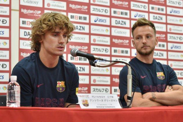 Griezmann donne son coeur au Barça pour oublier son transfert amer