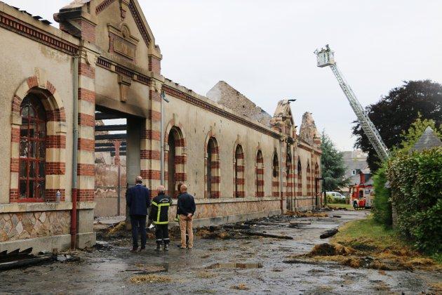 Incendie au Haras de Saint-Lô: un appel à témoins lancé
