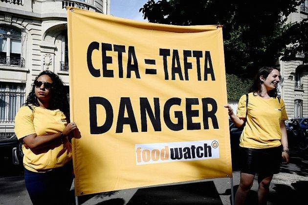 Ceta: vote sous tension à l'Assemblée sur l'accord UE-Canada