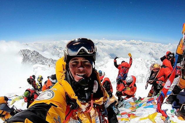 Deux mois après, Thomas Dutheil raconte son ascension de l'Everest