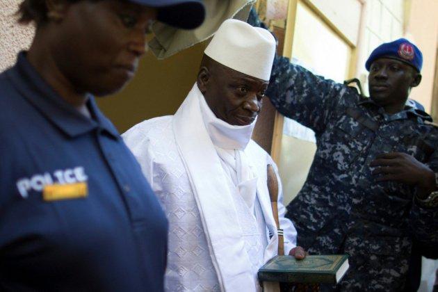 Gambie: l'ex-président Jammeh accusé d'avoir fait tuer des migrants ghanéens