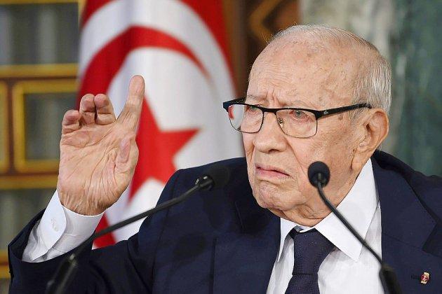 Le président tunisien Béji Caïd Essebsi meurt à l'âge de 92 ans