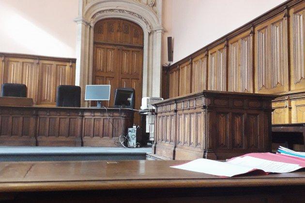 À Rouen, un détenu condamné pour détention de drogue et violences