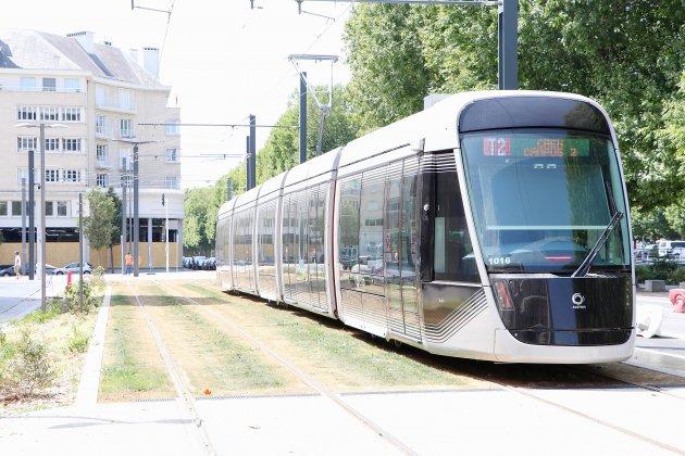 Les 10 histoires insolites sur le tramway de Caen
