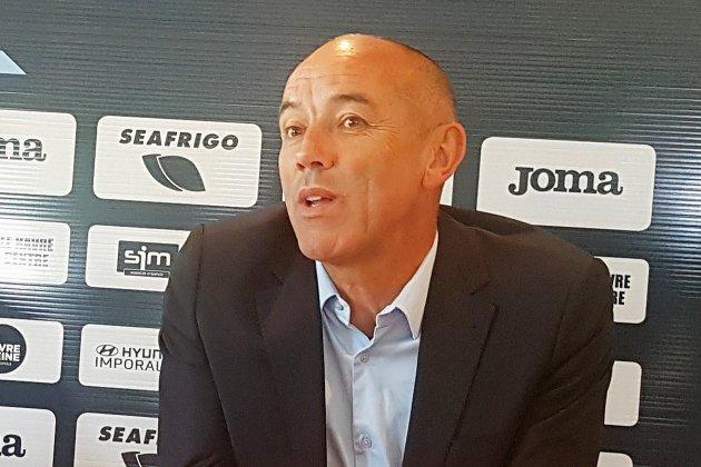 """Football (Ligue 2) : Au HAC, Paul Le Guen veut """"des vrais renforts"""""""