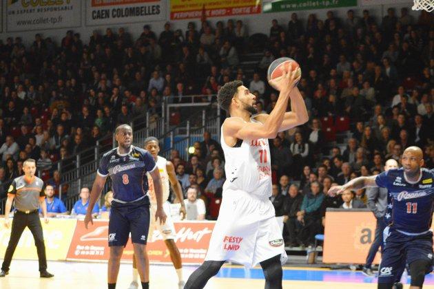 Basket : le Caen BC perd Duwiquet et Ramseyer