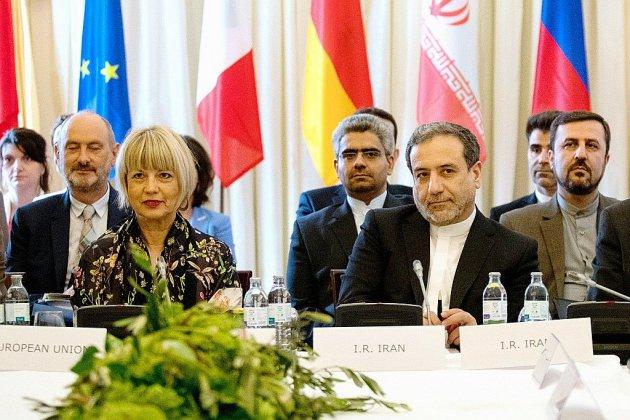 Pétrole: l'Iran met en garde les Européens avant une réunion sur le nucléaire