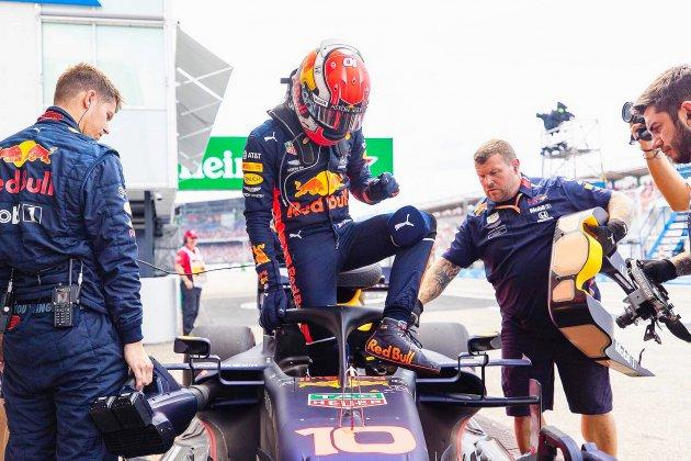 Formule 1 : Pierre Gasly abandonne unGrand Prix d'Allemagnetotalement fou !