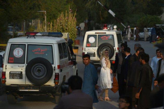 Fin de l'attaque contre un colistier du président afghan : au moins deux morts
