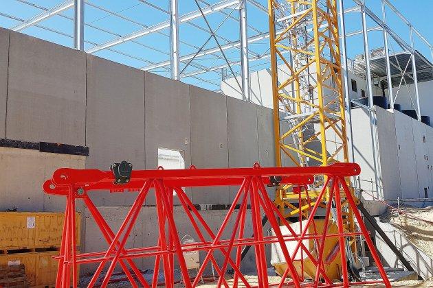 La nouvelle usine de production d'eau potable d'Alençon sera livrée en mars 2020
