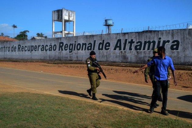 Nouveau bain de sang dans une prison au Brésil : 57 morts