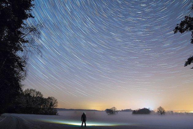 Nuit des étoiles près de Fécamp: observer avec des amateurs avertis