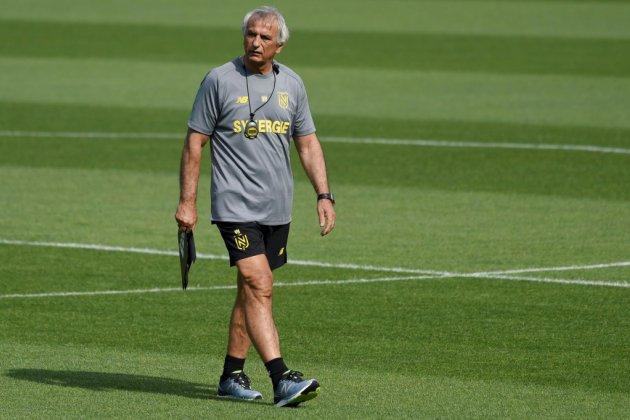 Remue-ménage au FC Nantes: Halilhodzic sur le départ, Ziani pressenti