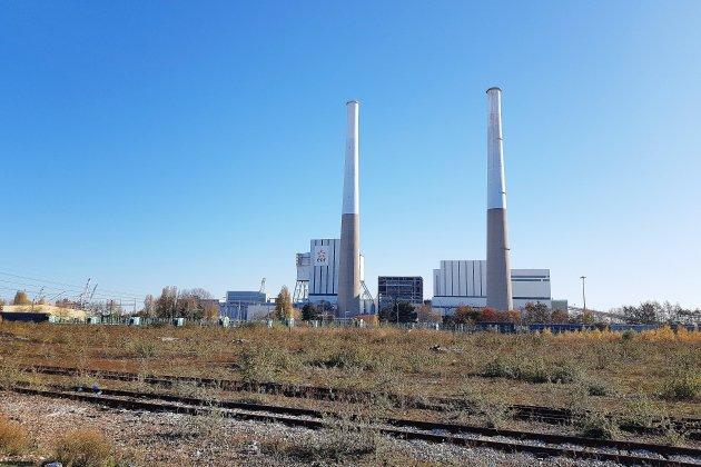 Fumée possible à EDF Le Havre