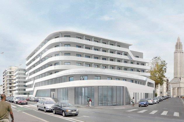 Un hôtel Hilton va s'installer au Havre