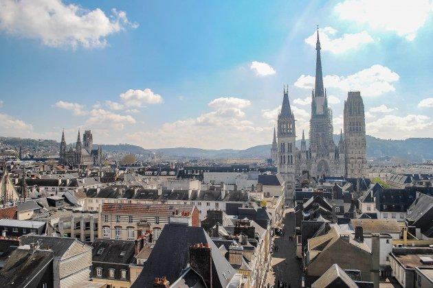 La saison touristique estivale démarre bien dans la Métropole de Rouen