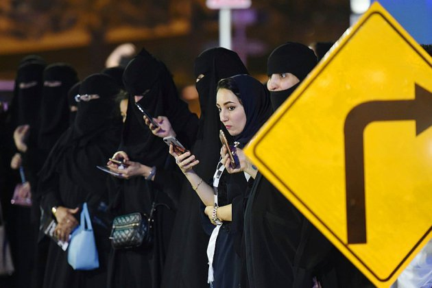 Les Saoudiennes autorisées à voyager sans l'accord d'un