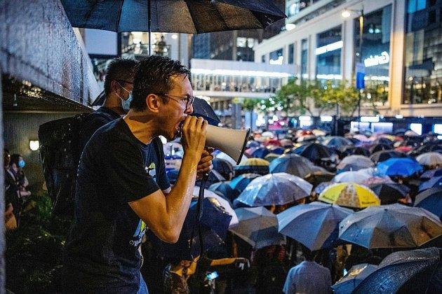 Hong Kong: malgré la répression, la protestation compte s'exprimer ce week-end