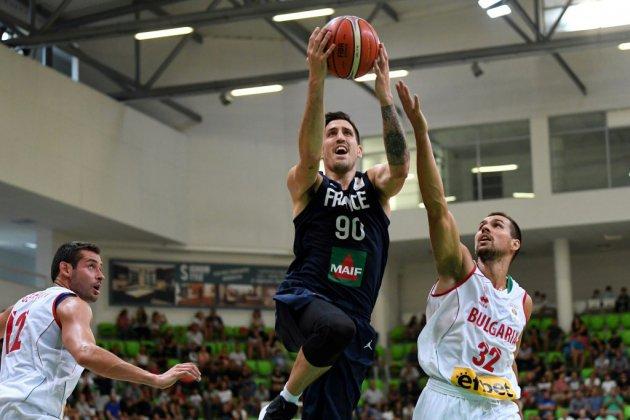 Basket: en préparation pour le Mondial, les Français face aux révélateurs turc et tunisien