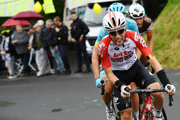 Tour de Pologne: chute mortelle de Bjorg Lambrecht