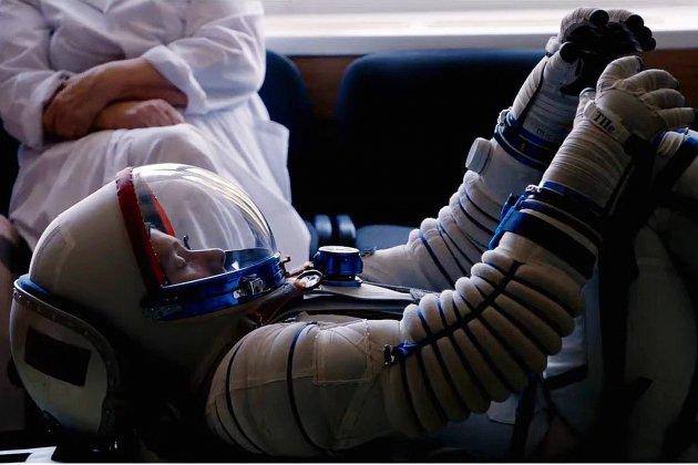 L'astronaute normand Thomas Pesquet au cœur d'un nouveau film au cinéma