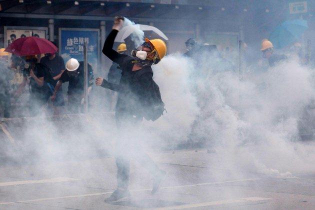 A Hong Kong, la mobilisation vire à la guerre d'usure
