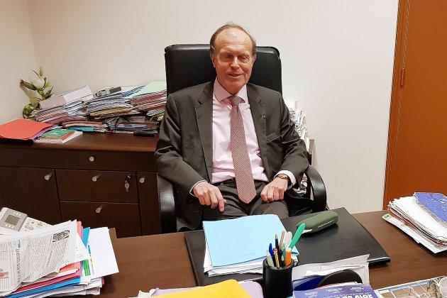Mort du maire de Signes: Denis Merville en appelle à la justice