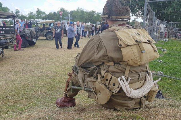 75ème anniversaire du D-Day: des visiteurs en masse dans la Manche