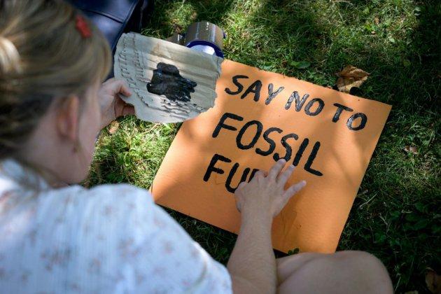 Des centaines de jeunes européens s'unissent sur des revendications communes pour le climat