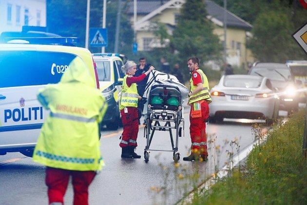 Fusillade dans une mosquée en Norvège: un suspect arrêté, une de ses parentes retrouvée morte
