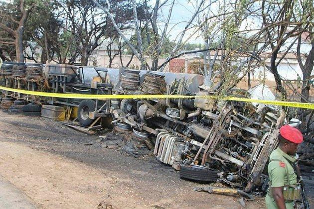 Tanzanie: 69 morts dans l'explosion du camion-citerne, le pays en deuil
