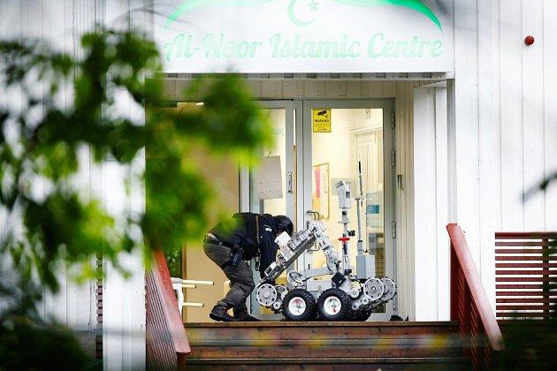 """Norvège: la fusillade dans une mosquée traitée comme une """"tentative d'attaque terroriste"""", les musulmans inquiets"""