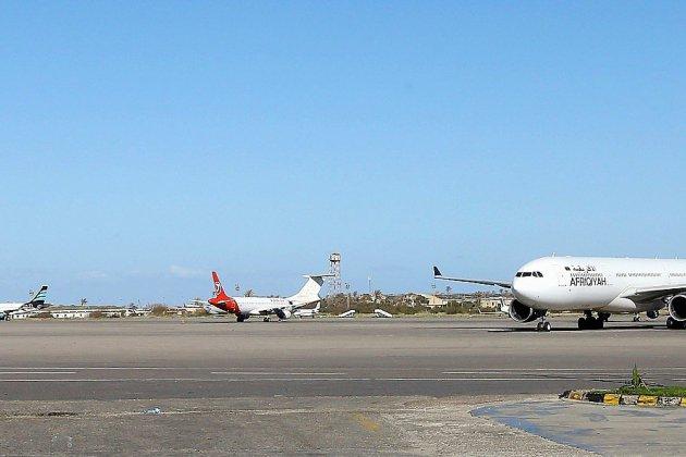 Libye: tirs sur l'aéroport de Mitiga en violation de la trêve