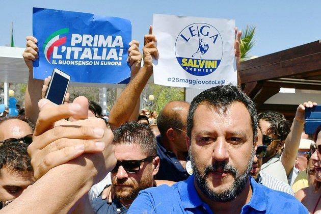 Italie : semaine décisive pour le sort du gouvernement Conte