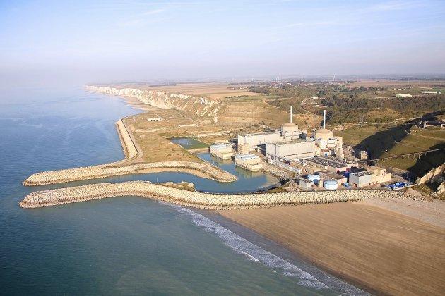 L'unité de production n°1 a redémarré à la centrale de Penly