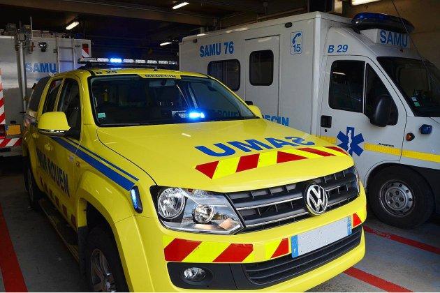 Normandie : un homme décède dans un accident, un enfant hospitalisé