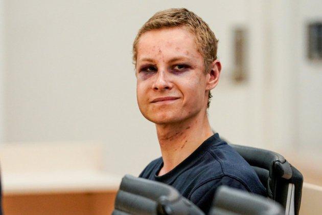 """Norvège: l'auteur de l'attaque """"terroriste"""" d'une mosquée placé en détention"""