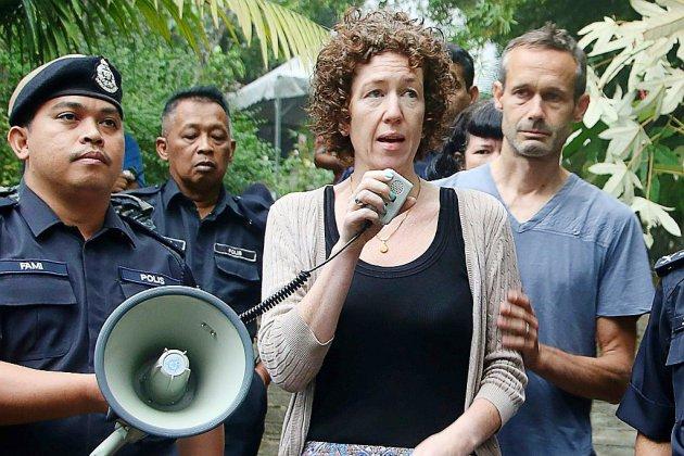 Un corps découvert après la disparition d'une jeune Franco-Irlandaise en Malaisie