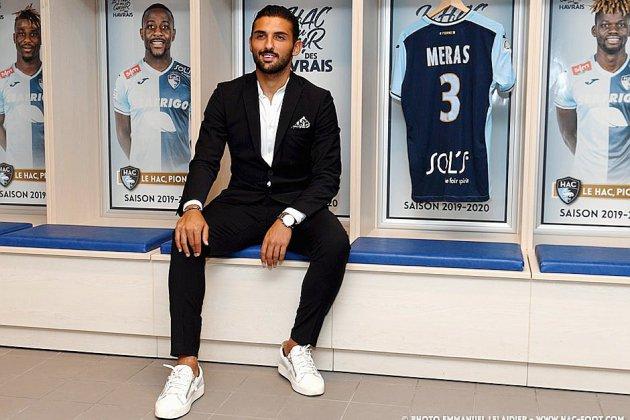 Football (Ligue 2) : Enfin une recrue au HAC