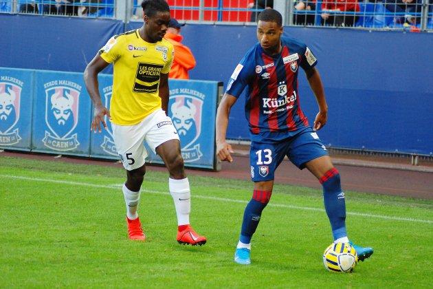 Football (Coupe de la Ligue) : Caen éliminé timidement par Nancy