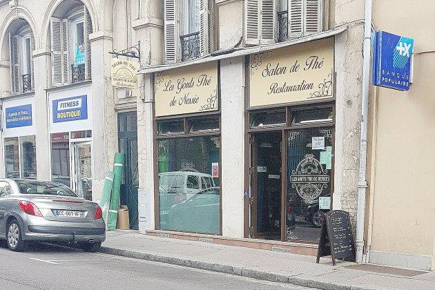 Bonne table à Rouen : Les goûts thé de Nessie, près de la place Saint-Marc