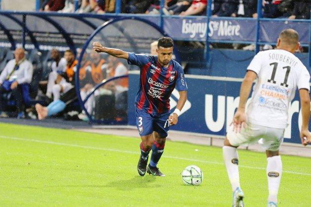 Football (Ligue 2) : Sans inspiration, Caen concède le nul contre Chambly