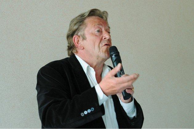 Décès de l'historien normand Michel de Decker à 71 ans