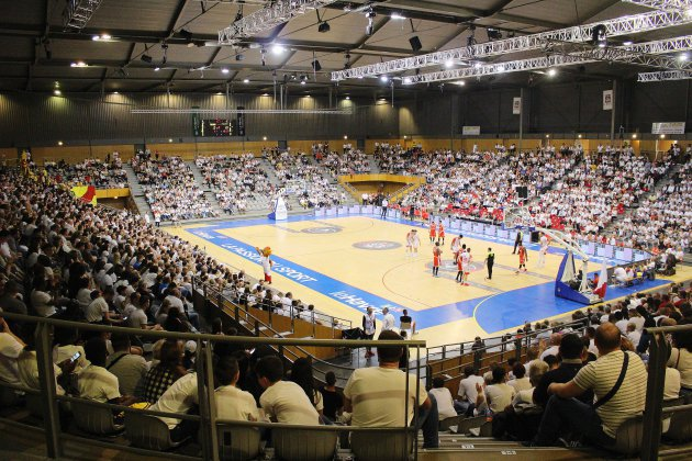 Basket (N1) : les supporters du STB Le Havre y croient