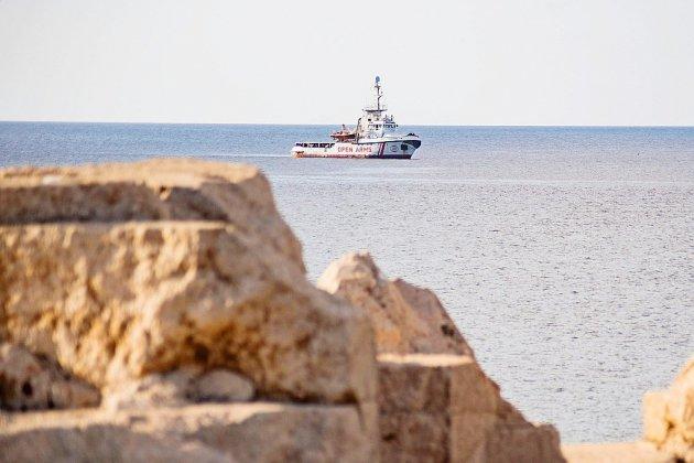 Open Arms: la justice italienne ordonne de débarquer les rescapés en Sicile