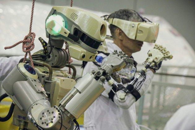La Russie lance Fiodor, son premier robot humanoïde, vers l'ISS