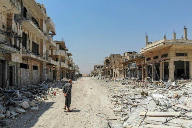 Syrie: le régime va permettre aux civils de sortir de la région d'Idleb