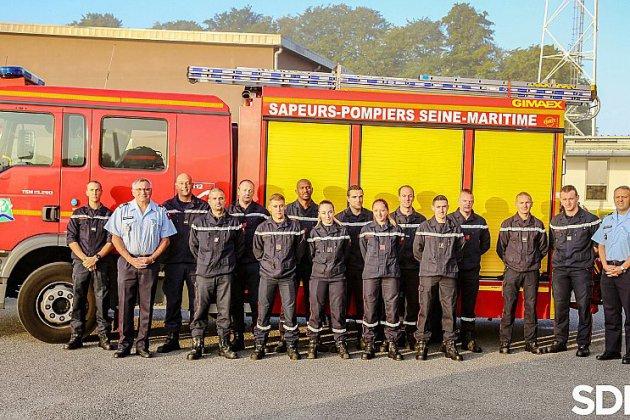 Des pompiers de Seine-Maritime se rendent au G7 à Biarritz
