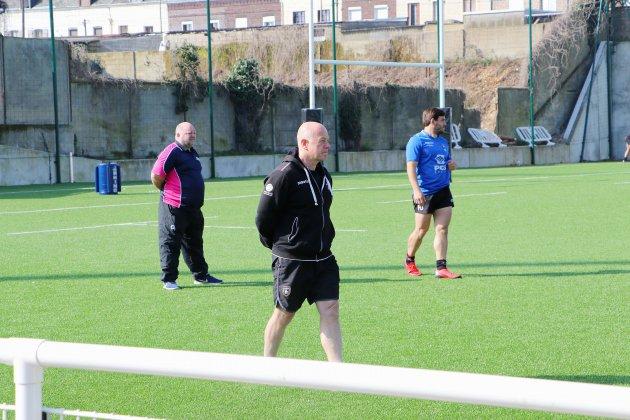 Rugby (Pro D2) : Rouen et Richard Hill s'apprêtent à batailler