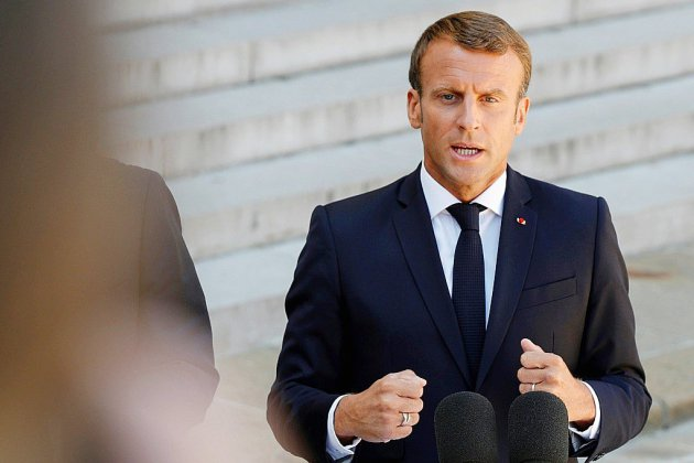 Nucléaire iranien: Macron tente une médiation avant le sommet du G7